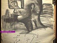 تابلو نقاشی ذهنی