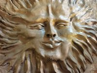 مجسمه خورشید