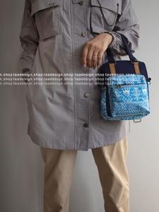 کیف دوشی 3کاره دخترانه مدل بورانو 6-6002