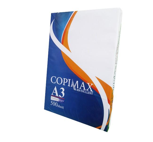 کاغذ copy max A3  بسته 500 عددی