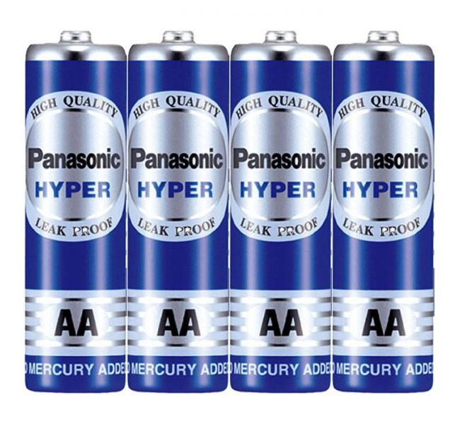4 عدد باتری قلمی پاناسونیک