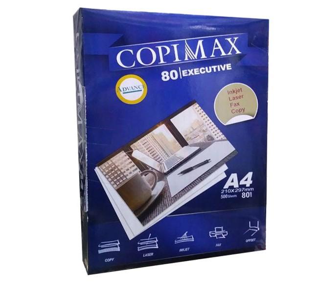 کاغذ A4 کپی مکس EXECUTIVE بسته 500 عددی