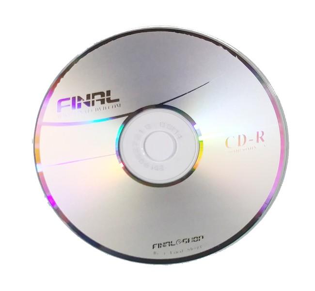 سی دی فینال مدل CD-R