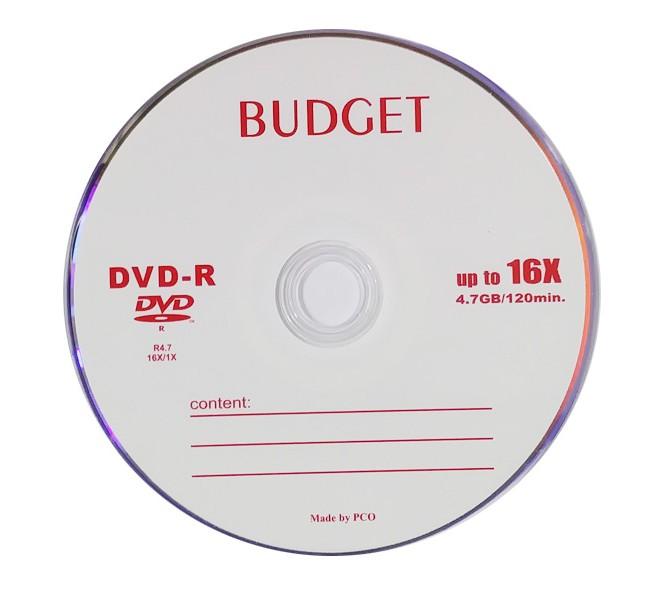 دی وی دی خام باجت مدل DVD-R