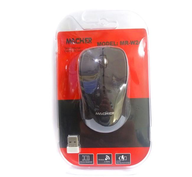 ماوس بی سیم macher مدل MR-W 24