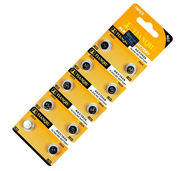 باتری سکه ای کد LR41 بسته 2 عددی