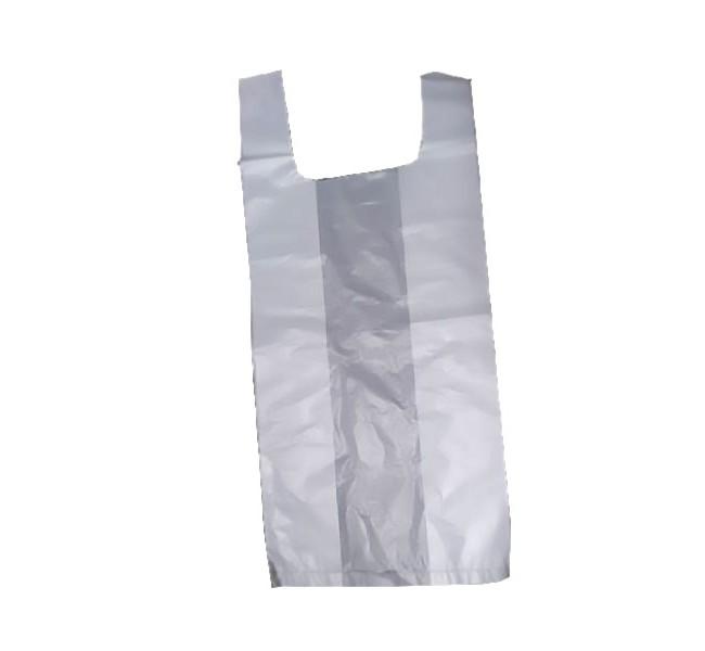 کیسه پلاستیکی دسته رکابی متوسط 41×27 سانتیمتر