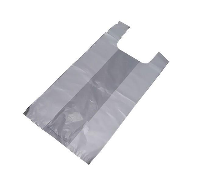 کیسه پلاستیکی دسته رکابی بزرگ 62×40 سانتیمتر