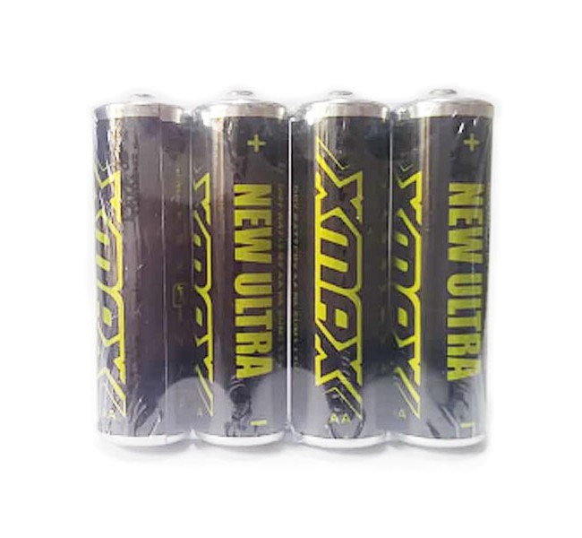 باتری قلمی XMAX  بسته 4 عددی