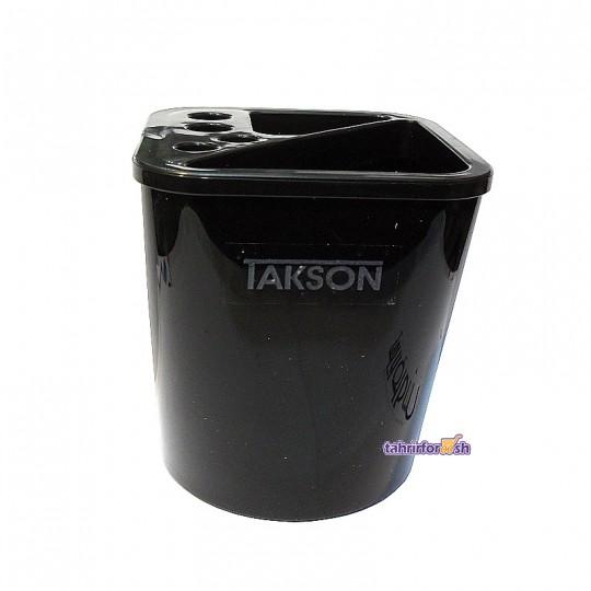 جاقلمی لیوانی پلاستیکی TAKSON