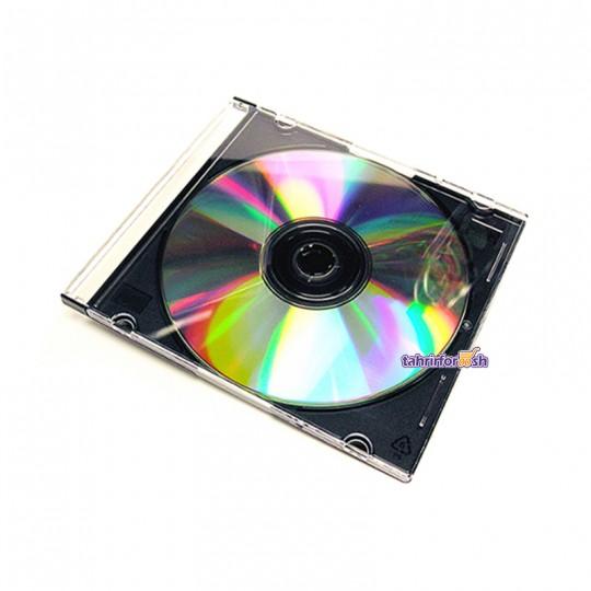 قاب CD کریستال