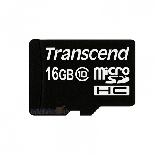 کارت حافظه  Transcend Micro SD 16 GB