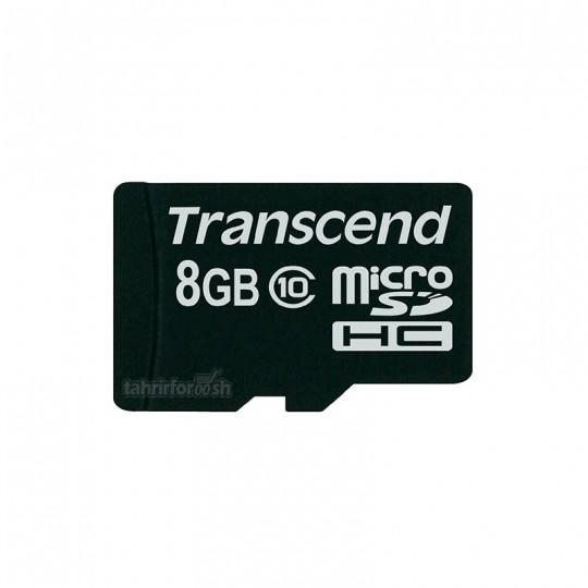کارت حافظه Transcend Micro SD 8 GB