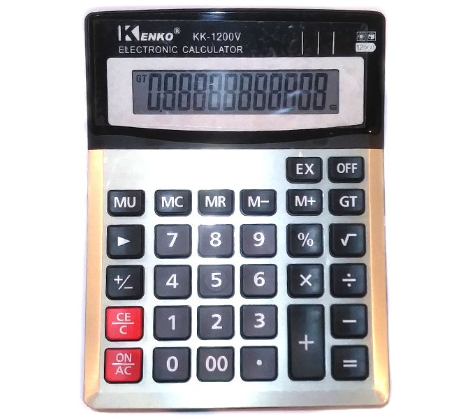 ماشین حساب  KENKO مدل KK-1200V