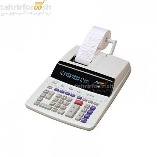 ماشین حساب لامپی نواری SHARP CS-4194