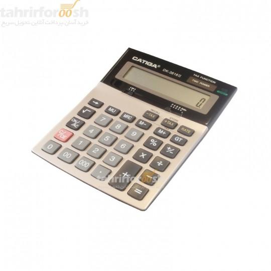 ماشین حساب کاتیگا DK 3616