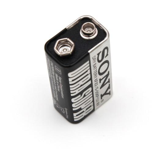 باتری کتابی سونی