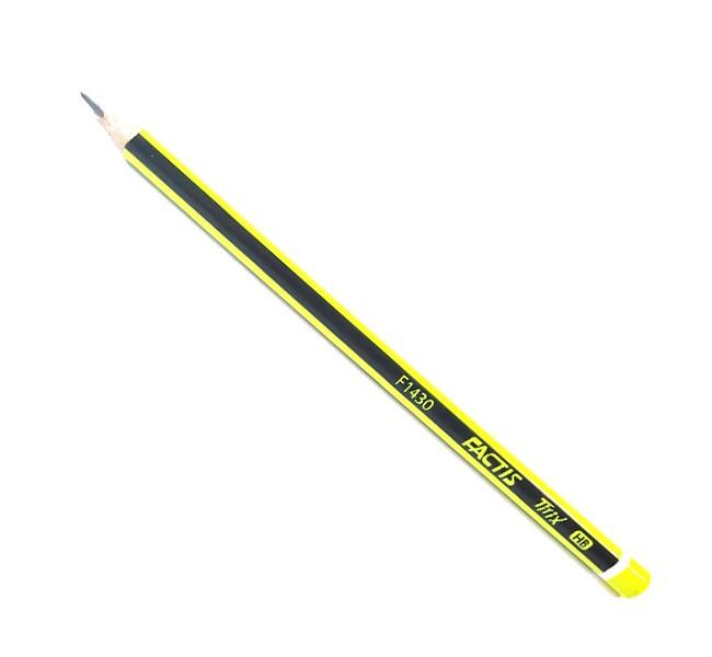 مداد مشکی فکتیس مدل Tirix