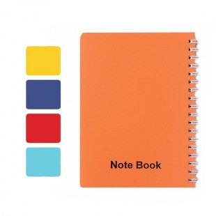 دفتر یادداشت سیمی بغل باز شو کد 703