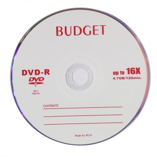 DVD BUDGET