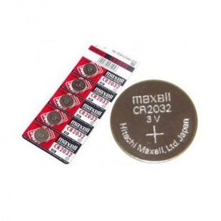 باطری سکه ای MAXELL CR 2032