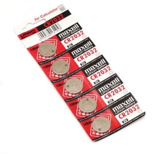 باتری سکه ای  CR 2032