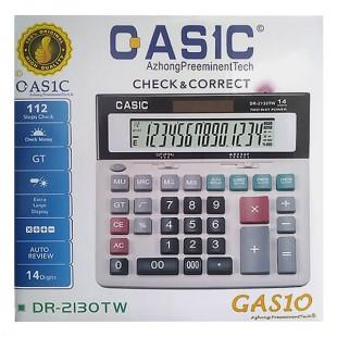 ماشین حساب 14 رقم کاسیک مدل 2130
