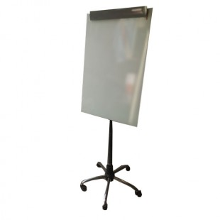 فلیپ چارت شیشه ای مغناطیسی