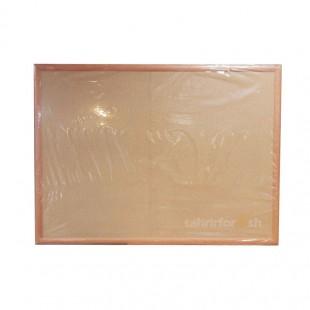 تابلو اعلانات چوب پنبه ای 100x70 سانتیمتر