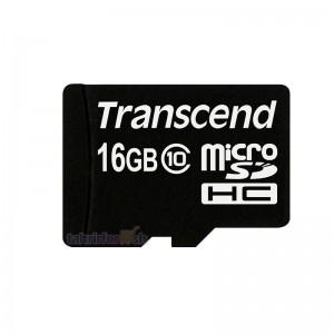کارت حافظه  Transcend Micro SD 16 GB