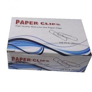کلیپس کاغذ گرد 5 سانتیمتری