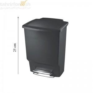 سطل زباله پدالی مدل آلفا