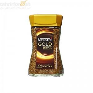 نسكافه قهوه فوری گلد 200 گرمي