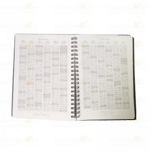 دفتر یادداشت بغل باز شو پاپکو کدNB-647BC