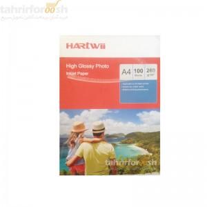 کاغذ فتوگلاسه 260 گرم HARTwii