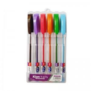 خودکار رنگی کیفی کیان