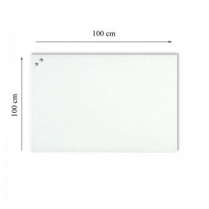 کالر برد شیشه ای رنگی  100X100
