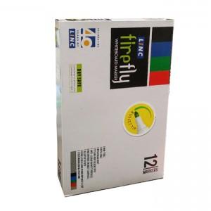 ماژیک وایت برد LINC بسته 12 عددی