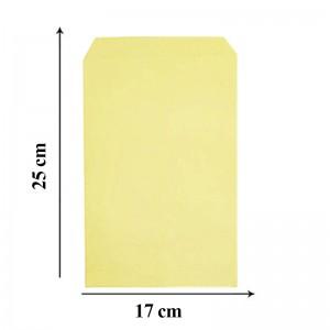 پاکت A5 زرد ایرانی
