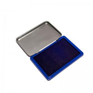 استامپ آبی فلزی