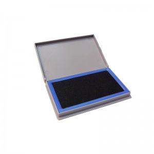 استامپ کوچک آبی پلاستیکی