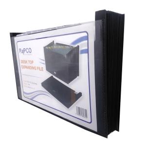 اکسپندینگ فایل رومیزی پاپکو کد 12X-13 Pockets
