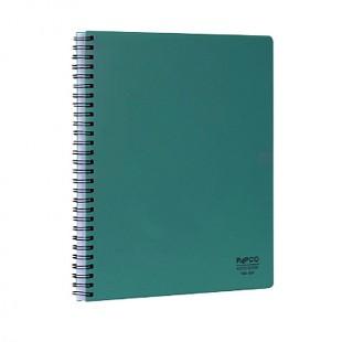 دفتر سیمی 100 برگ پاپکو کد NB – 620 F