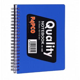 دفتر یادداشت راه راه 60 برگ پاپکو کد NB-609R