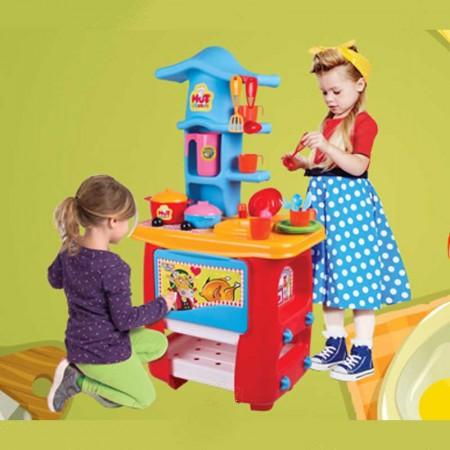سرویس آشپزخانه مدل کلبه