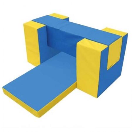 سازه فومی مدل پل و زیرگذر