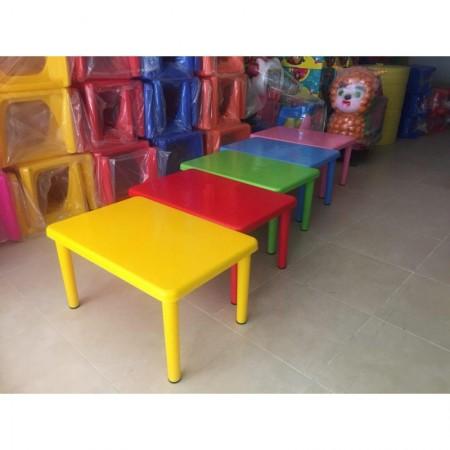 میز کودک مستطیل مدل لبخند/آریا/شیخی