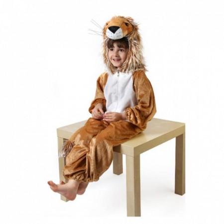 لباس نمایش کودک مدل شیر