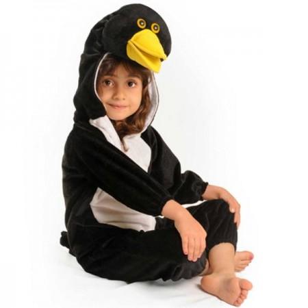 لباس نمایش کودک مدل کلاغ