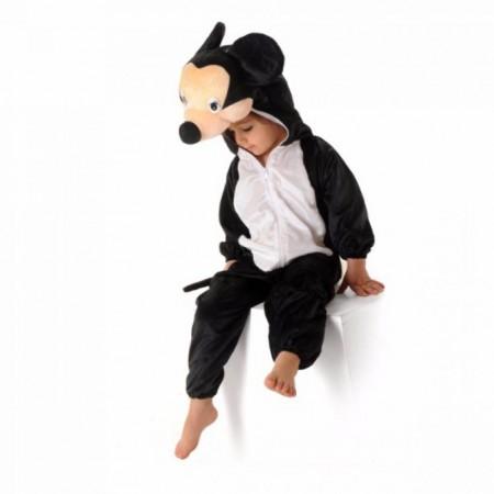 لباس نمایش کودک مدل میکی موس